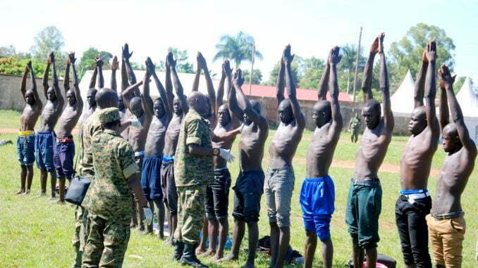 UPDF to recruit 2,000 LDUs in Northern Uganda and West Nile region