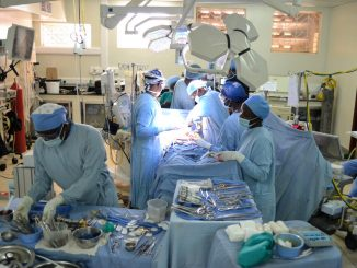Ugandans getting free heart surgery in Sudan