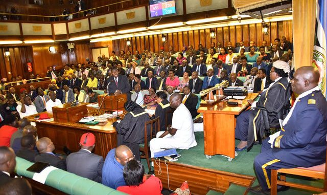 Ugandan MPs, journalists not happy with delay to access electoral bills