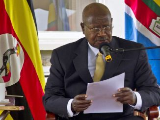 President Museveni asked for 5-months salary advance after 2016 elections