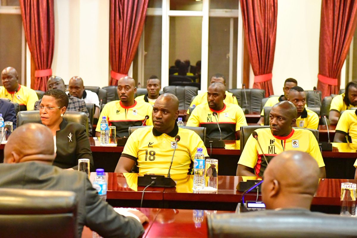 President Museveni gives Uganda Cranes $1m (Shs3.7 billion) reward