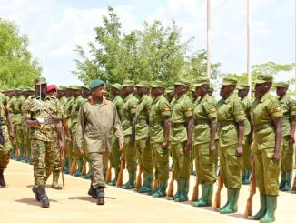 UPDF is set to recruit more13,000 Local Defence Unit (LDUs)