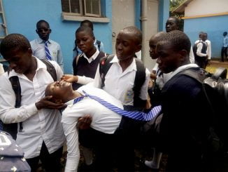 50 students admitted after Uganda police fired teargas into Mbale SS