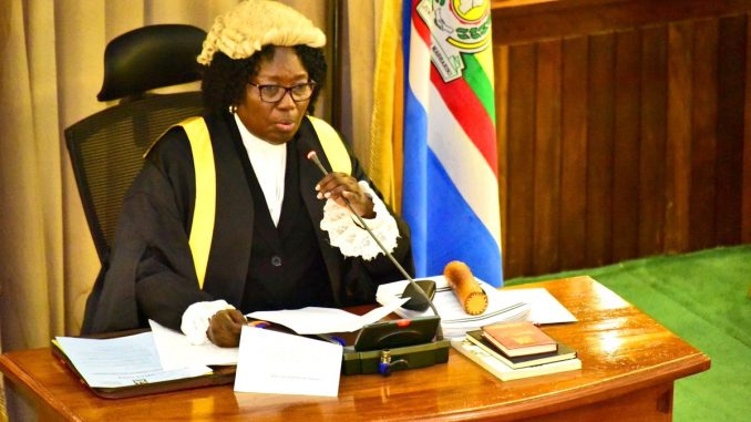 Kadaga directs Health Ministry to respond to increased cases of elephantiasis