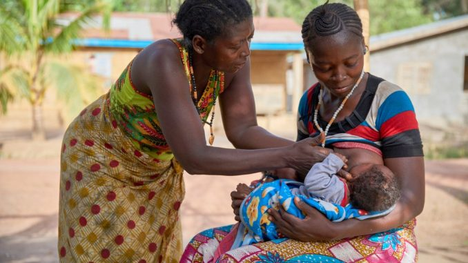 UNICEF endorses extra maternity leave for mothers in poor countries