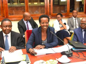 MPs grill Kagina over UGX 430bn spent on contingent liabilities