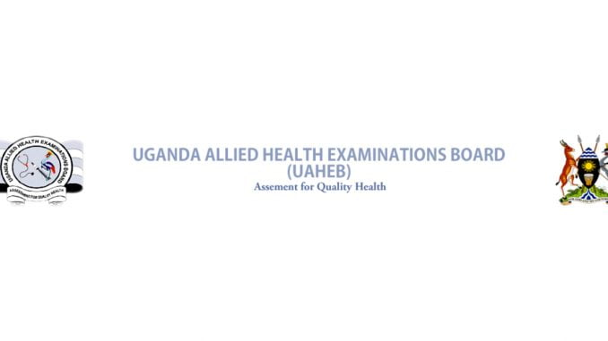 Jobs: Driver - Uganda Allied Health Examinations Board (UAHEB)