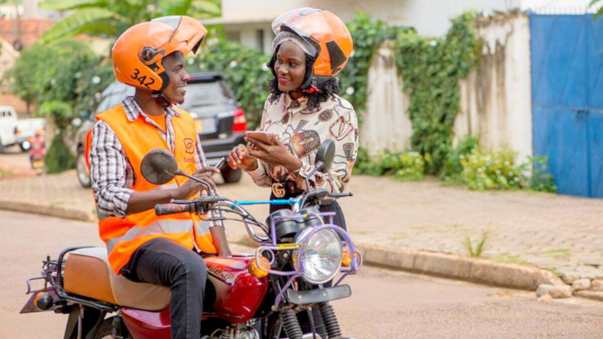 How SafeBoda's cashless e-wallet is changing lives of riders