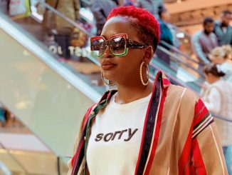 Singer Winnie Nwagi apologizes for 'erotic' performance at boys school