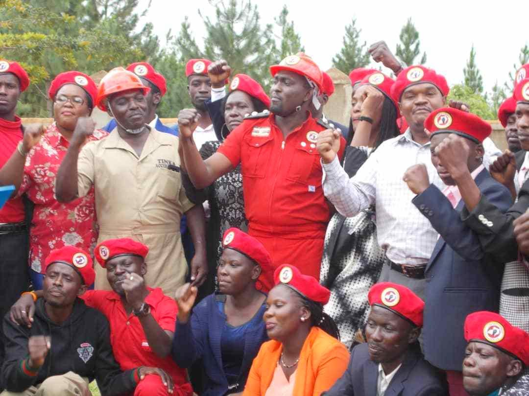 People Power unveils Bunyoro region coordinators ahead of 2021 general polls