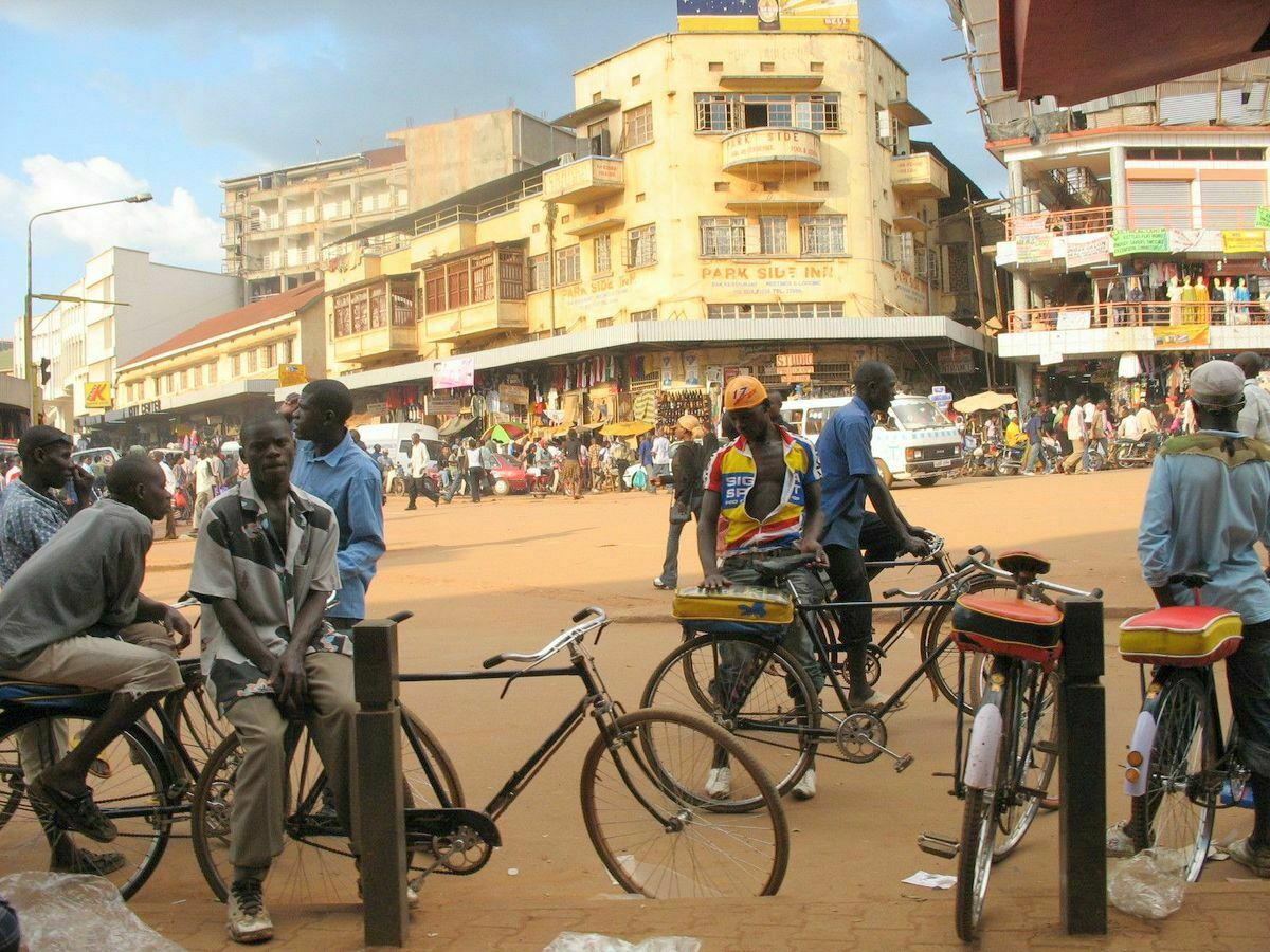 Bicycle transport thriving in Kampala
