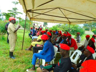 Bobi Wine's People Power unveils coordination team in Bunyoro