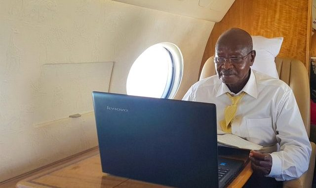 Harvard student sues Museveni, Opondo, Kasingye for blocking him on Twitter