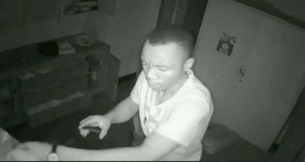 St. Augustine Chaplaincy releases CCTV footage of thief who stole offertory, equipment