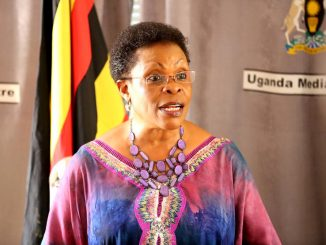 Betty Kamya calls for audit of KCCA accounts