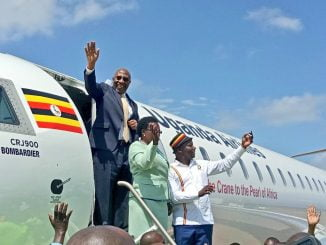 Inaugural flight costs Uganda Airlines UGX 120m