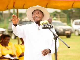 Dependence on agriculture sign of backwardness - President Museveni