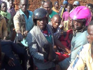 Boda boda riders protest increased insecurity