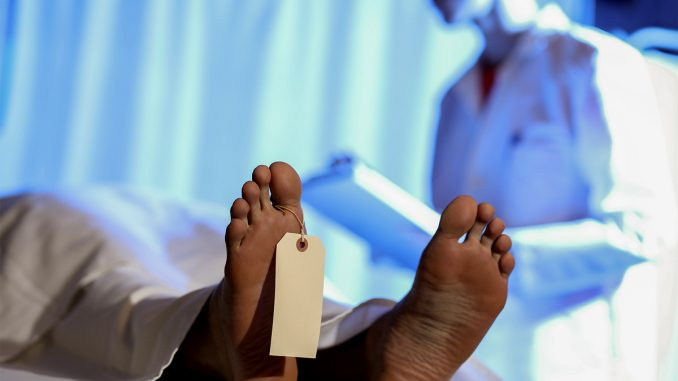 Psychological trauma among first-year medical students: An encounter with bodies