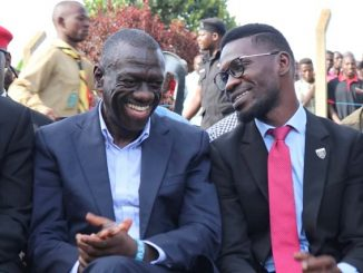 Heavy security deployment as Bobi Wine, Besigye head to Hoima