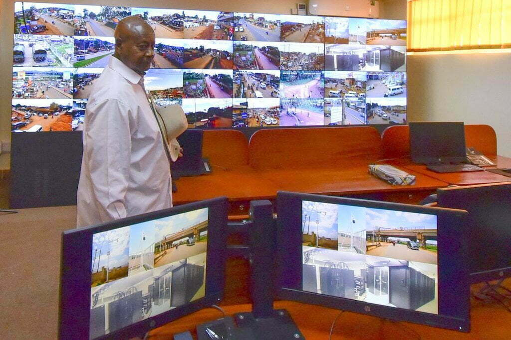 First year of CCTV cameras in fighting crime, traffic violations in Kampala