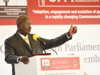President Museveni's full speech at 64th Commonwealth Parliamentary Conference