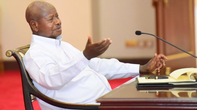 Impasse on Uganda's oil sector short-lived - Museveni