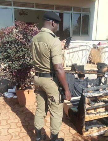 NRM treasurer vacates house after 3 'mysterious fire outbreaks'
