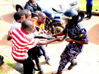 Makerere University students paid to protest - Police