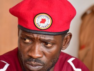 Bobi Wine denounces ban of red beret symbol, says waste of time