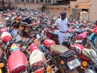 Boda boda riders in Uganda protest brutal arrests