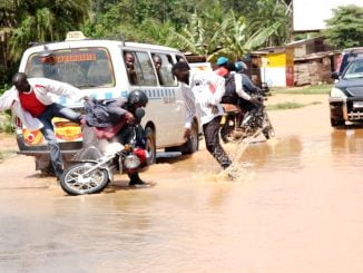 Ugandan MPs seek penalties for motorists who splash water on pedestrians