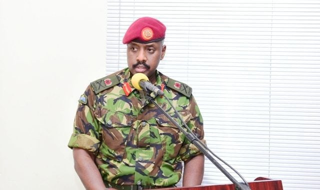 Dare mess with Uganda, you will get a bad day - First son Muhoozi warns