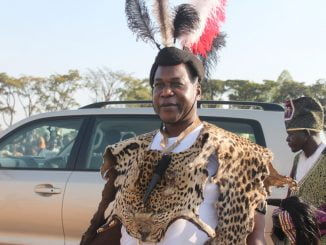 Acholi chief court subjects to raise funds for cultural festival