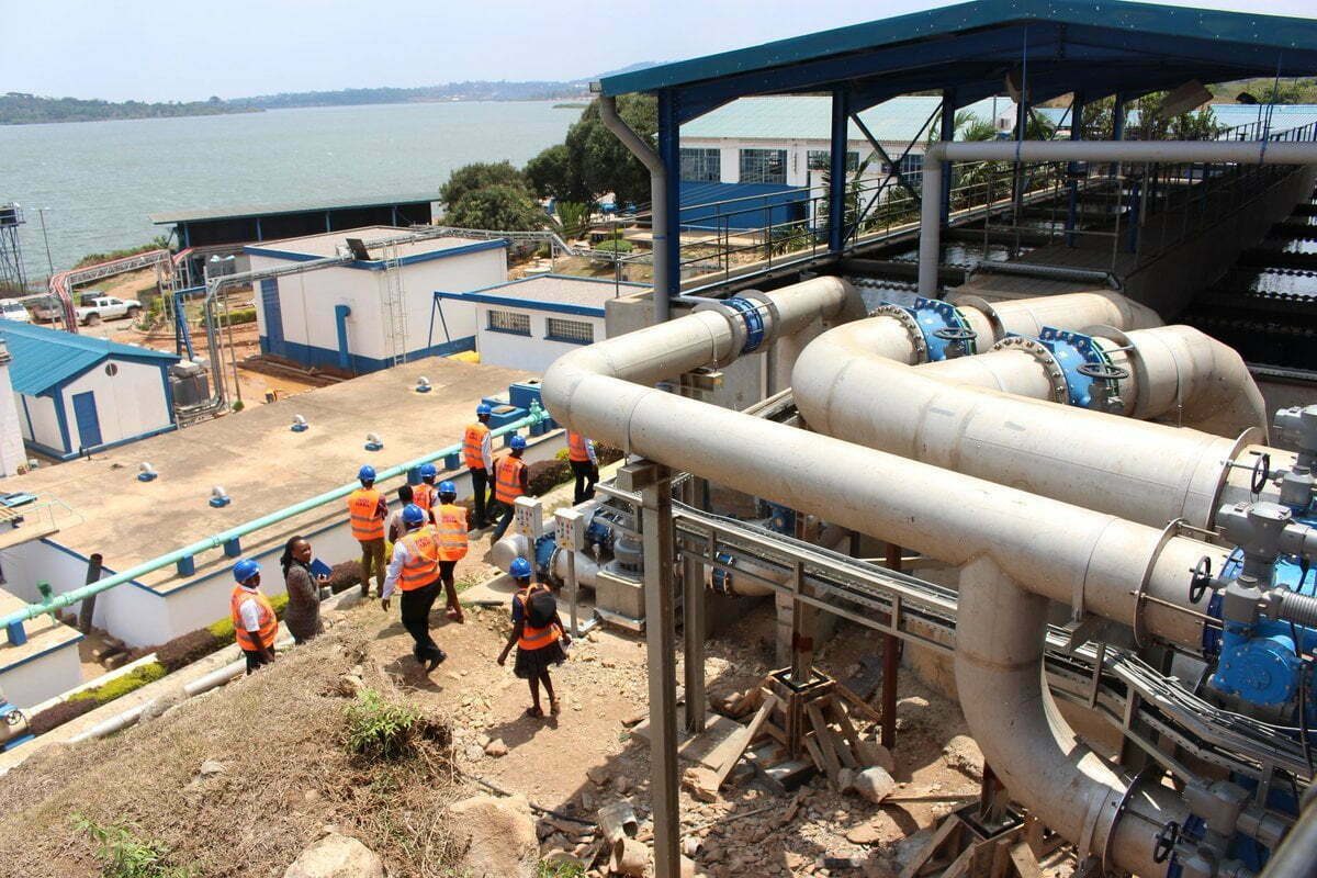 Upgrades to take place at the Ggaba Water Treatment Plant