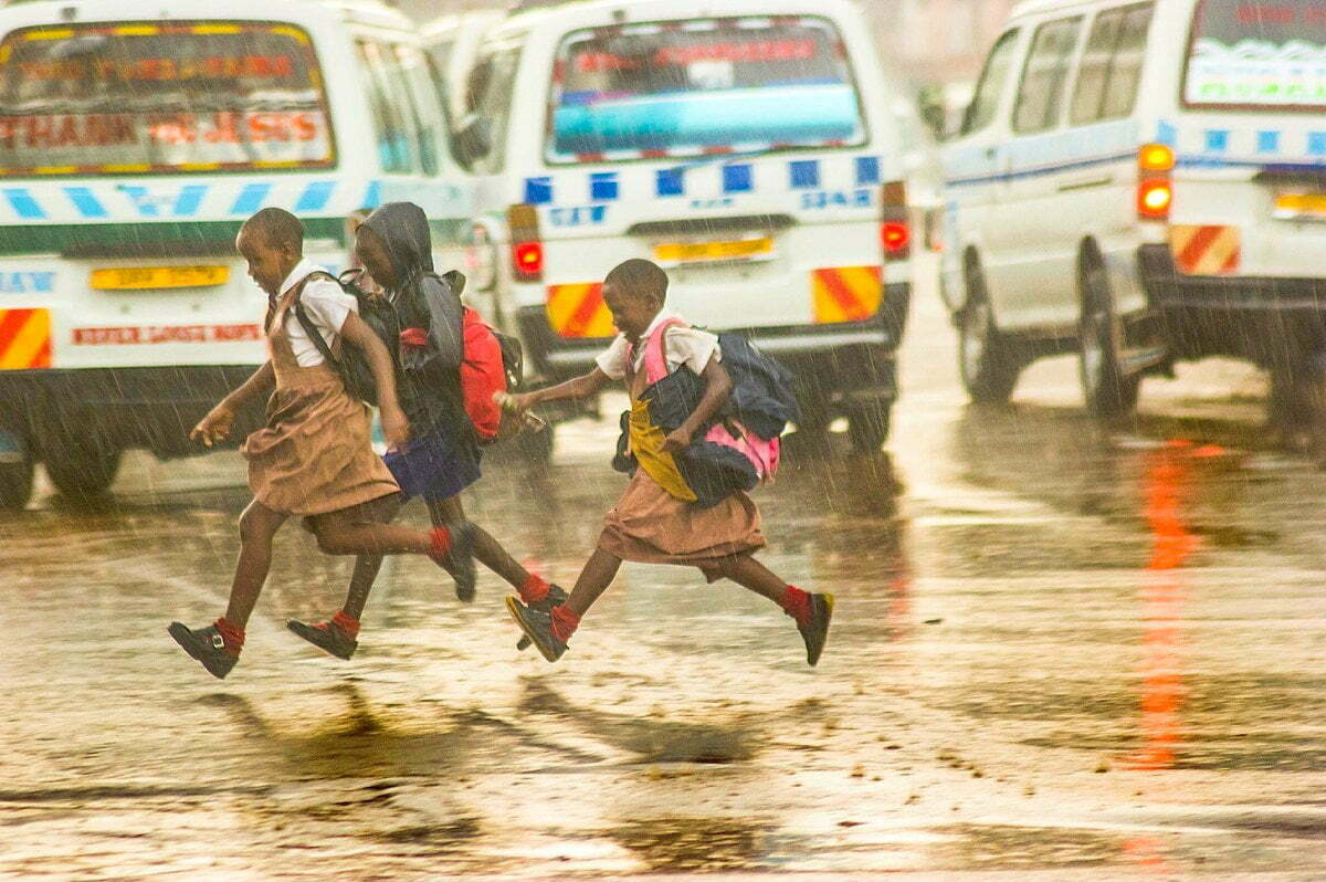 heavy rains in Uganda
