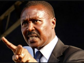 Museveni Anti-corruption Walk a mockery - Gen. Mugisha Muntu