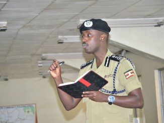 Deputy IGP Sabiiti to chair Uganda police promotion committee