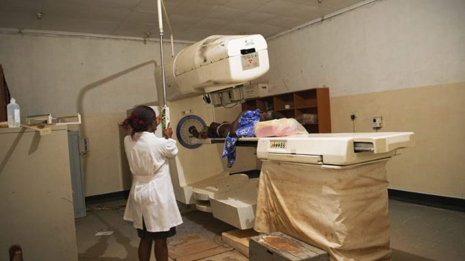 Ugandan hospitals stuck with unutilised equipment due to lack of disposal facility