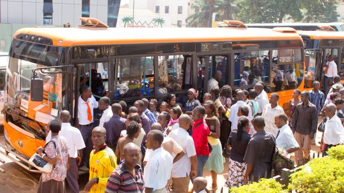Pioneer Easy Bus negotiates fresh contract terms with KCCA