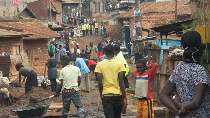 Dealing with the slum question in Kampala Dealing with the slum question in Kampala