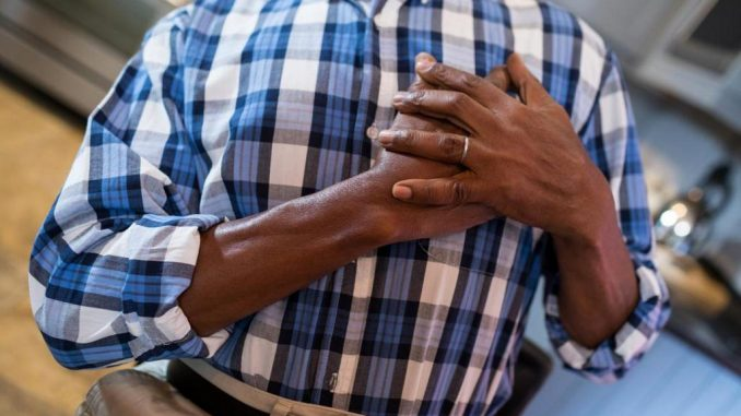 45% of people suffer silent heart attacks - Expert