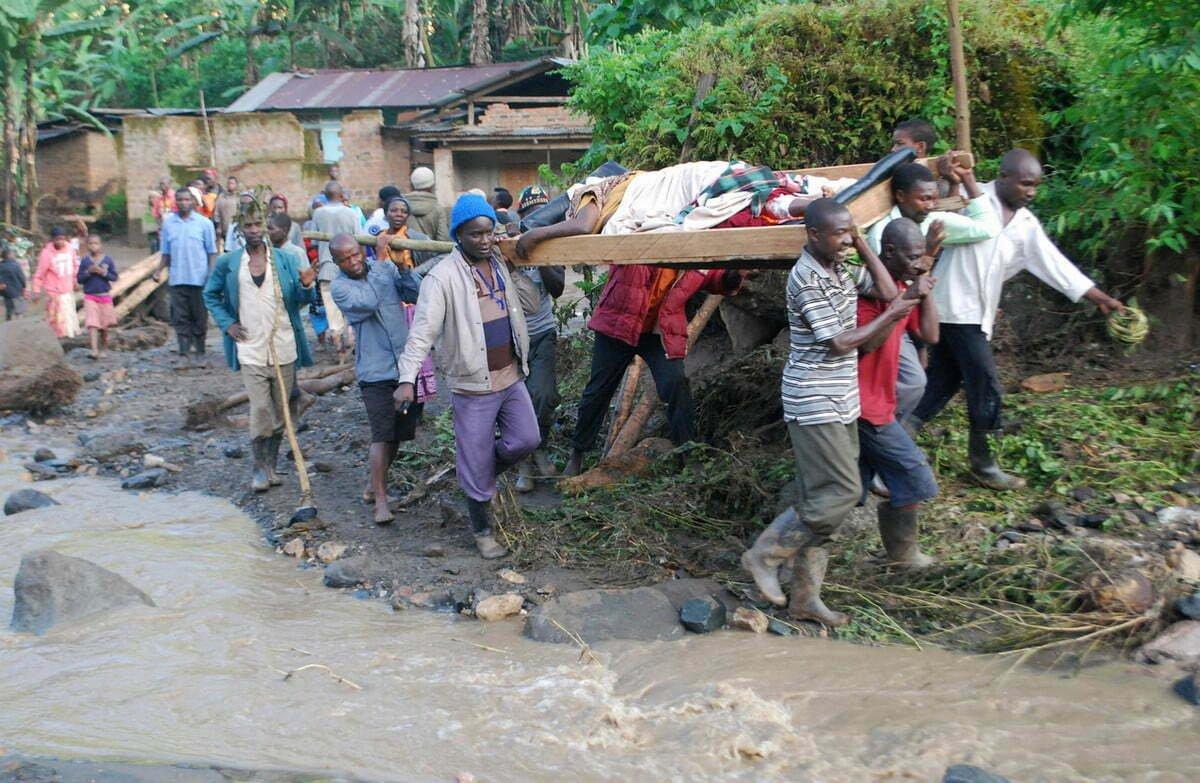 Bududa landslides: District declares site a mass grave