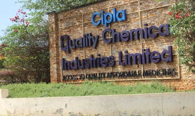 Cipla Quality Chemical announces Ugx 14.5 billion loss