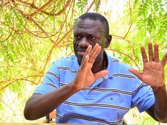 Besigye commits to 'fight to the grave' in push to liberate Uganda