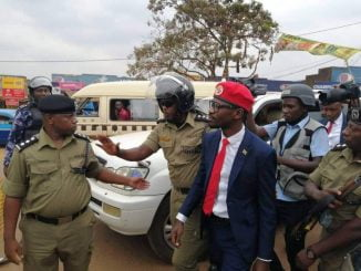Police, Electoral Commission reach consensus on Bobi Wine consultations
