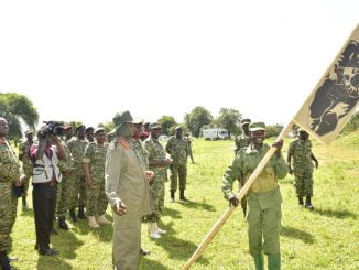Army leadership to intergrate graduate LDUs into UPDF
