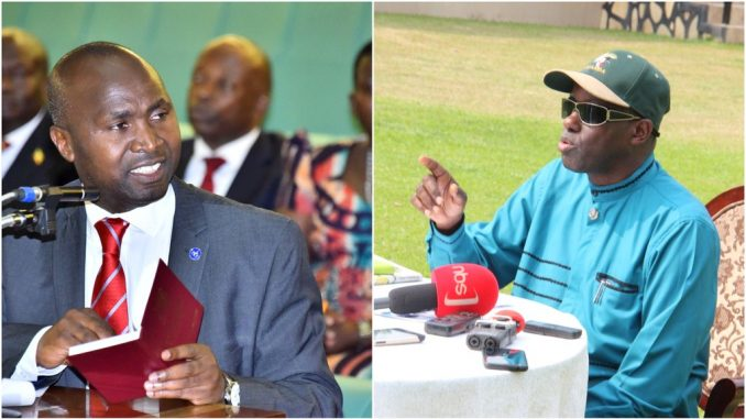 MP Theodore Ssekikubo blames Gen. Tumwine for his woes