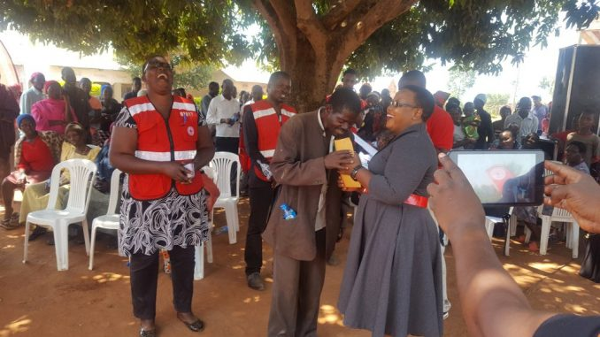 Uganda Red Cross introduces cash payment to disaster victims