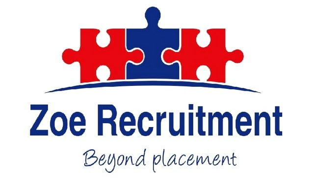 Jobs: Receptionist - Zoe Recruitment